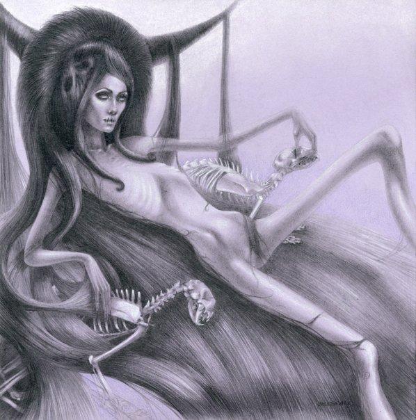 Anorexia Deity