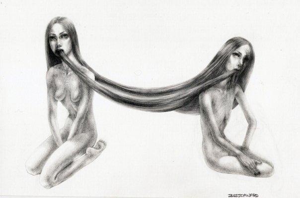 Hair Mastication